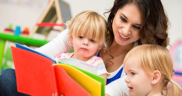 Offer Child Care in Your Home